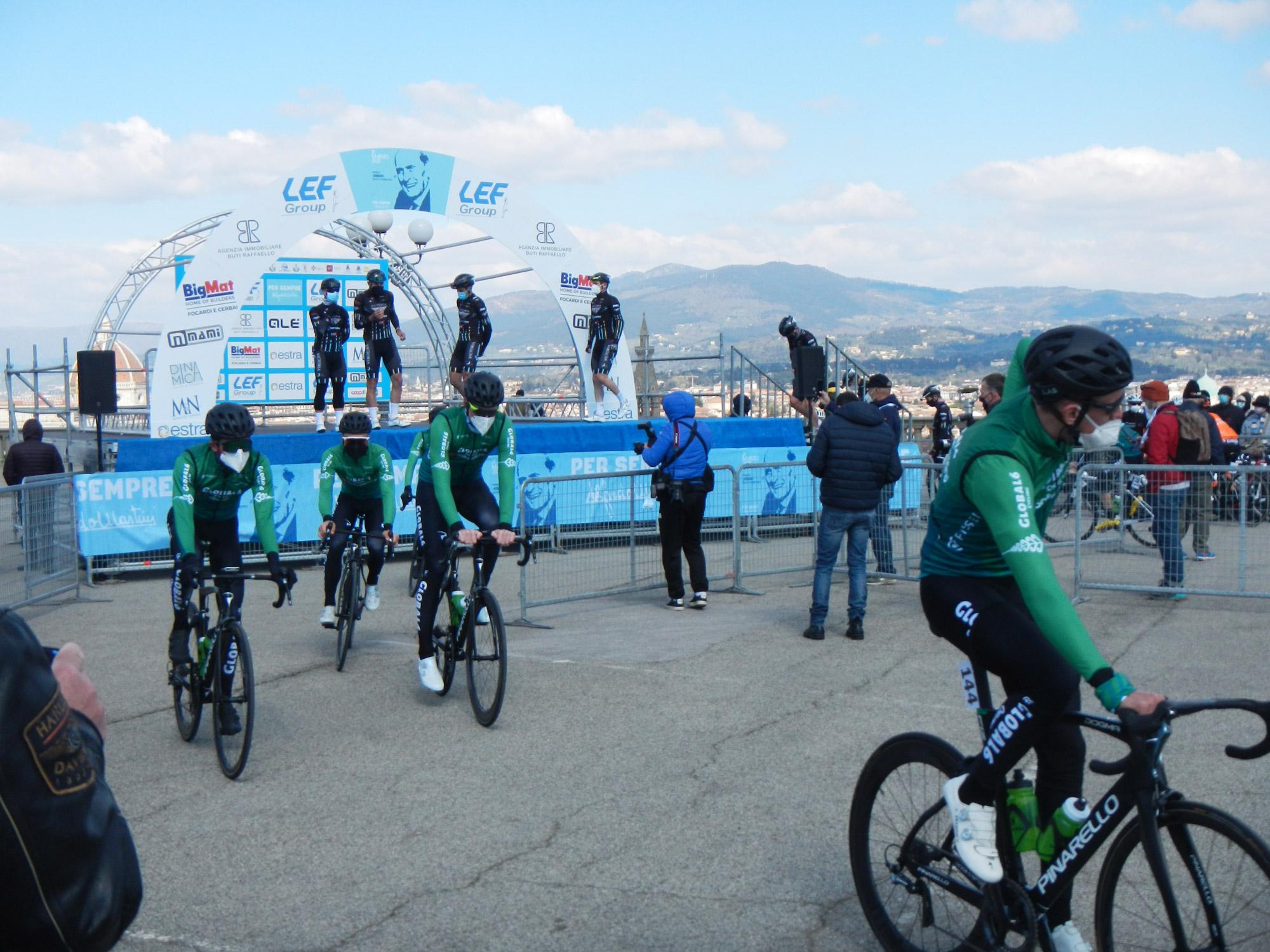 "Gara di Ciclismo ""Per Alfredo"""